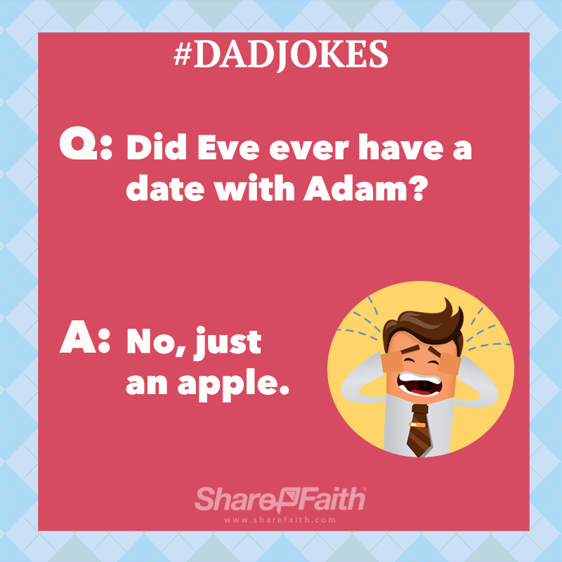 bible dating jokes