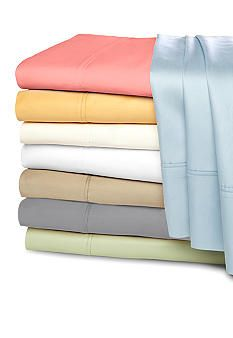 Home Accents 350 Thread Count Cotton Rich Sheet Set Shower Gift