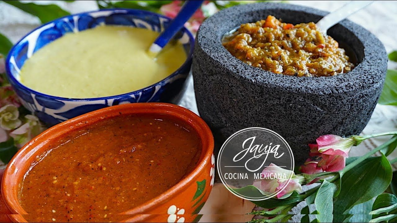 9 Jauja Salsas Ideas Mexican Food Recipes Mexican Cuisine Mexican Dishes