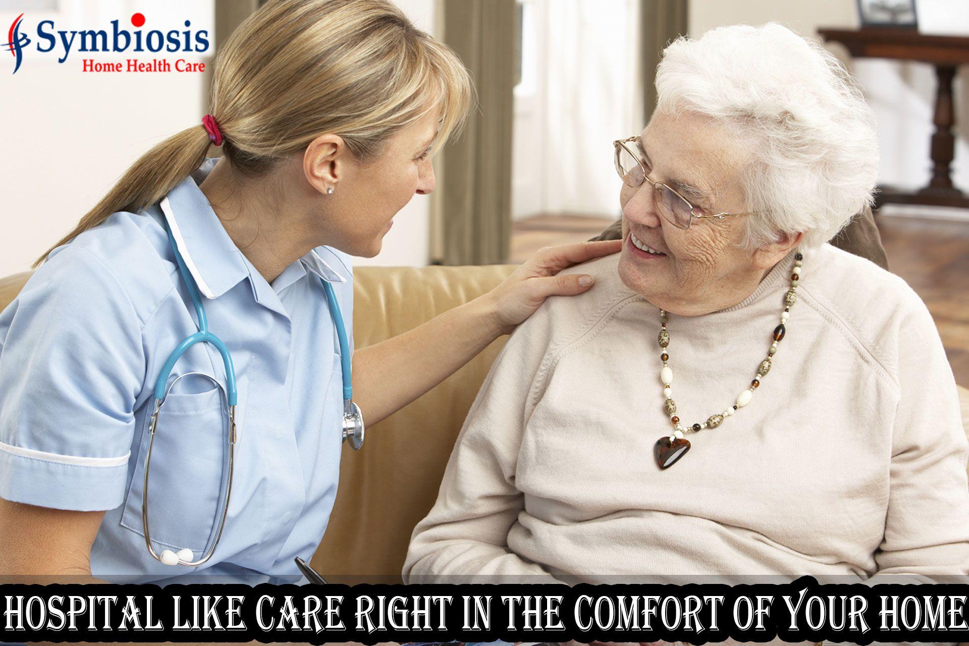 Symbiosis Home health Care Services in Dubai aims to