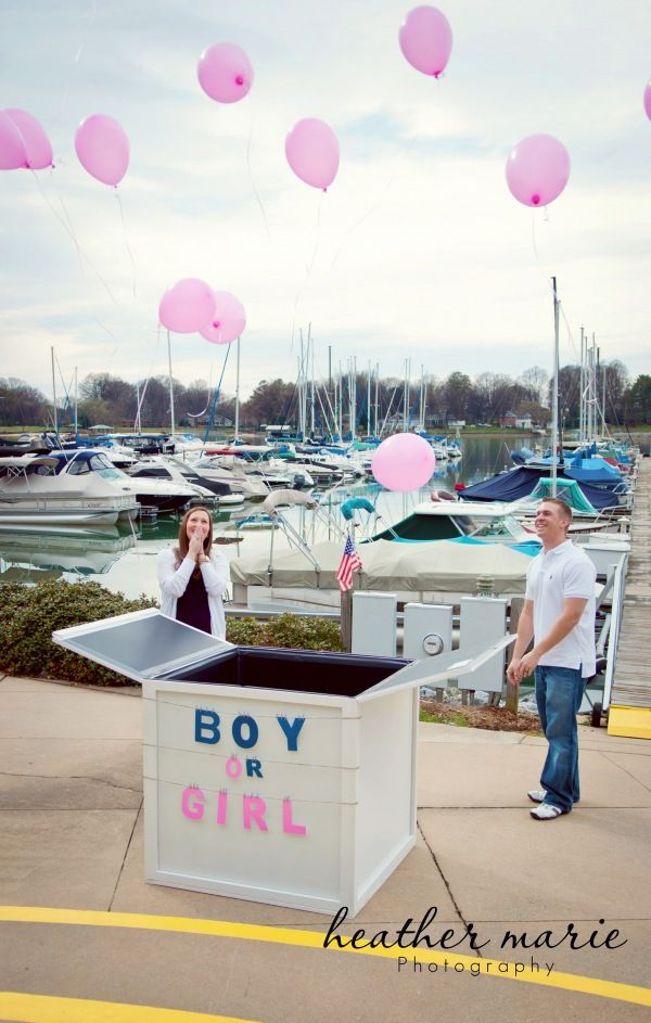 17 Best images about Ideas para mi Gender Reveal Party on – Baby Gender Announcements