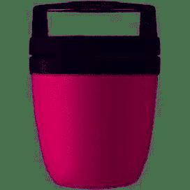 Rosti Mepal Wasserflasche Ellipse pink