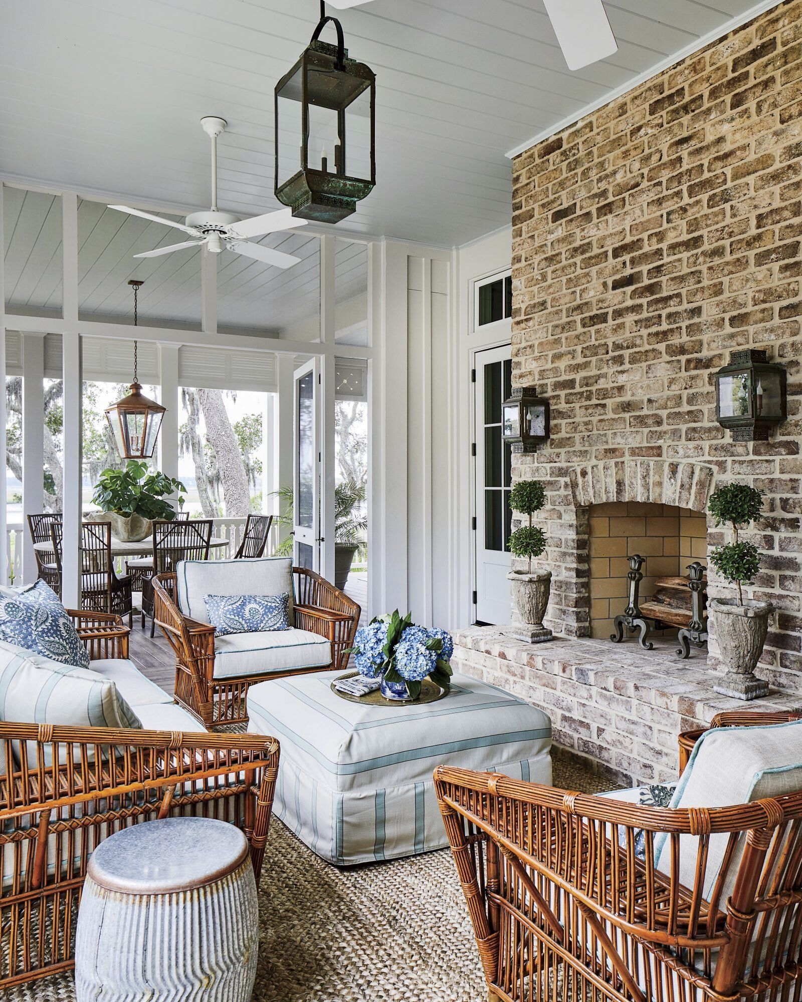 Tour The Ultimate Southern Dream House In 2020 Southern Living Homes Southern Living House Plans Southern Homes