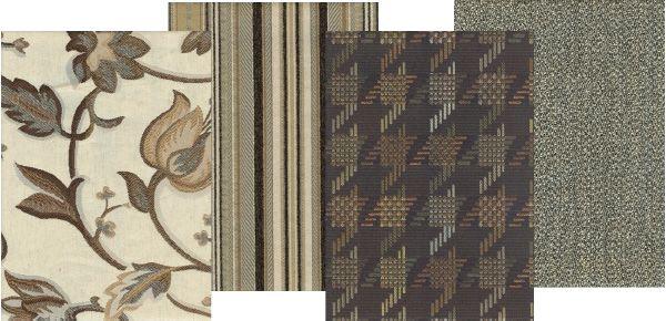 Smith Bros Fabric Pattern Types