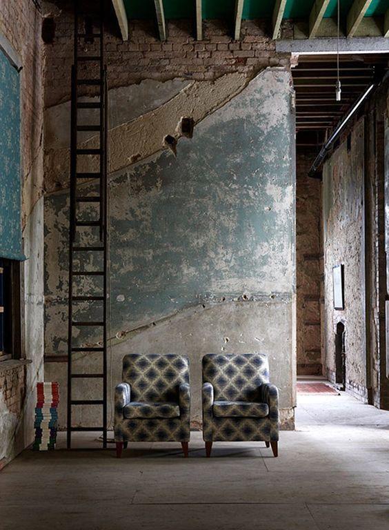 Muri Vecchi 2018 Design Trends Pinterest Caza, Cemento y - paredes de cemento