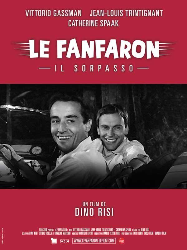 La Plume Et L Image Le Fanfaron Film Italien Film