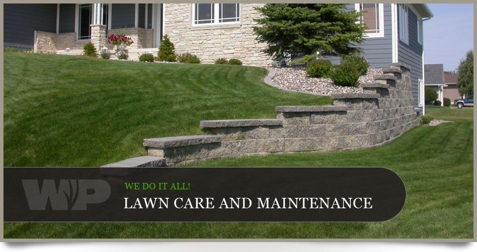 Cedar Falls Lawn Care Waterloo Ia Landscaping Wapsie Pines Lawn Care Fall Lawn Fall Lawn Care