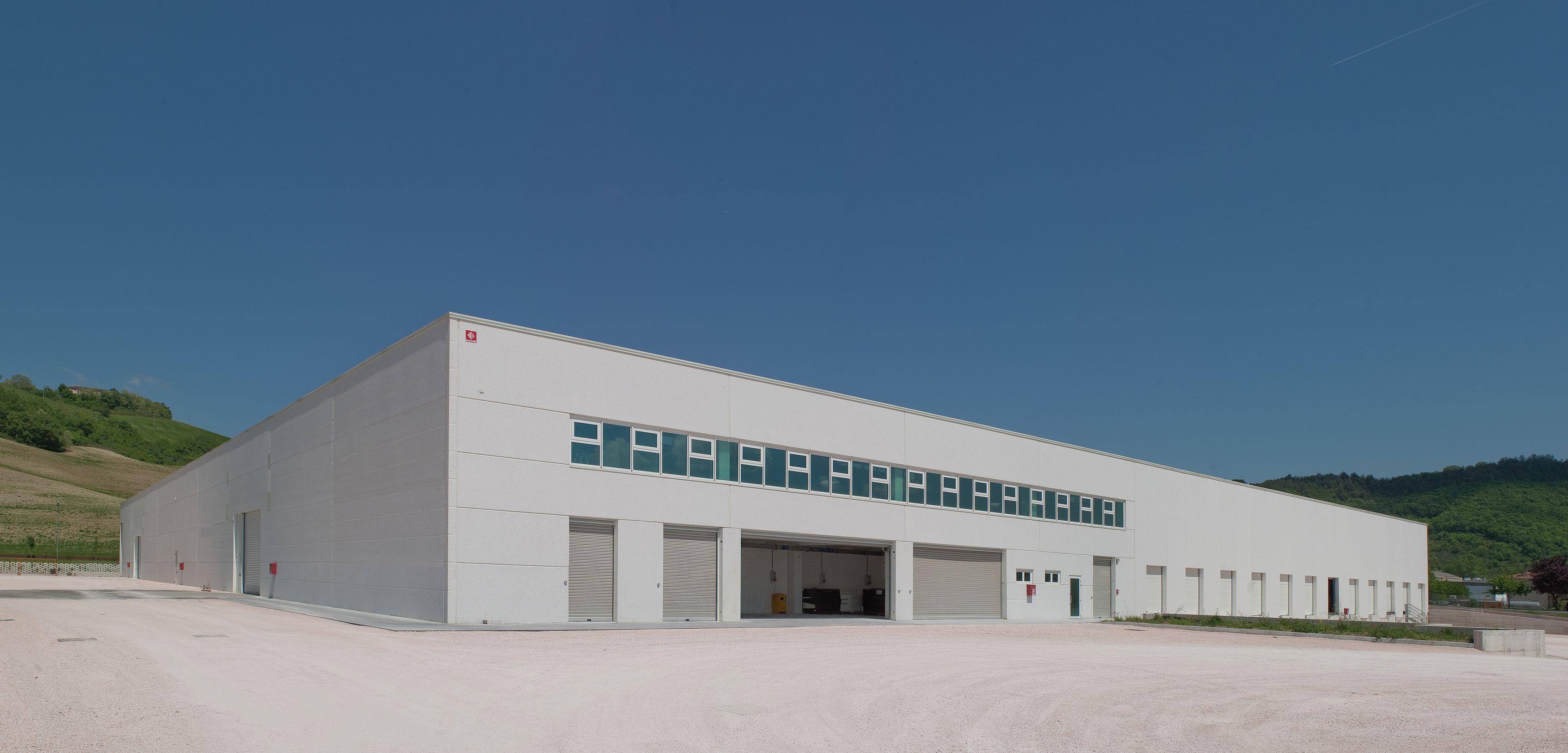 Località: Fermignano Committente: Imab Group S.p.A. Progettista: Ing ...