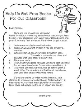 letters to future first graders