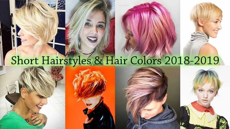 Les couleur de cheveux 2019