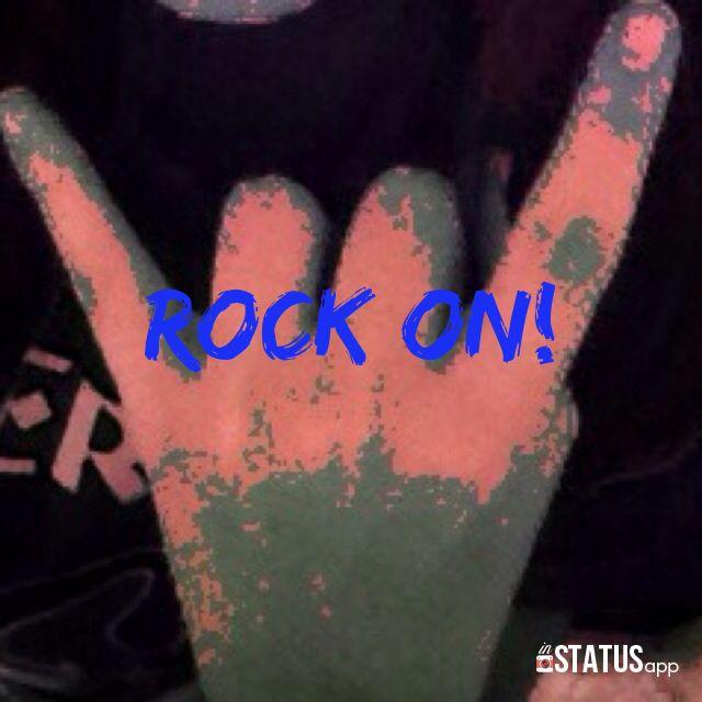 Rock on:)