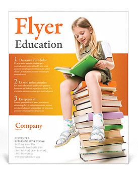 13 Best Photos of Educational Flyer Templates - Education Flyer ...
