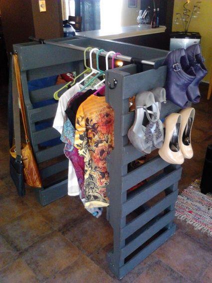 10 ideas con palets reciclados - Decoración de Interiores y Exteriores - EstiloyDeco