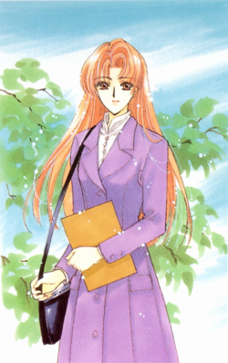 Kaho Mizuki (Có hình ảnh) Cardcaptor sakura
