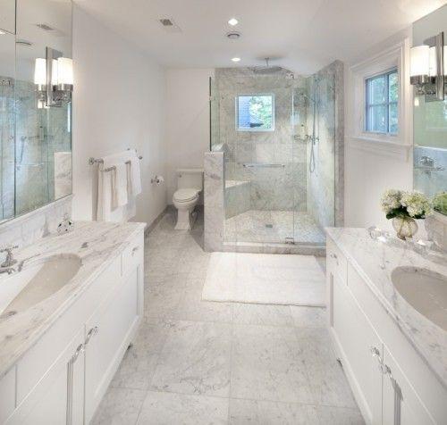 Marmor Luxuriöse Badezimmer
