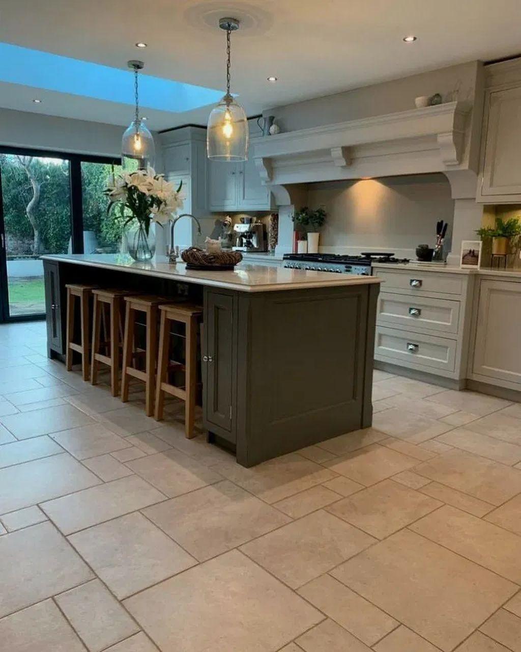 38 Elegant Kitchen Design Ideas For Small House To Copy Open Plan Kitchen Living Room Elegant Kitchen Design Kitchen Dining Living