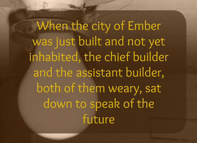 Books With Bean The City Of Ember City Of Ember Christian Mom Christian Homeschooling