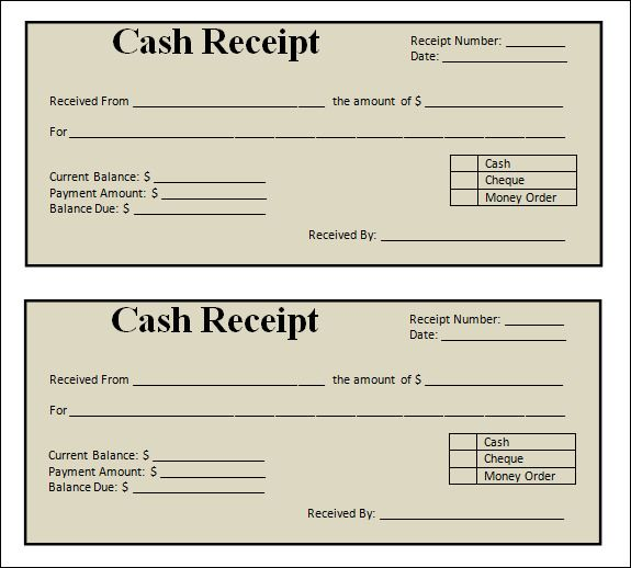receipt template printable payment taxi cab similiar keywords - blank reciept