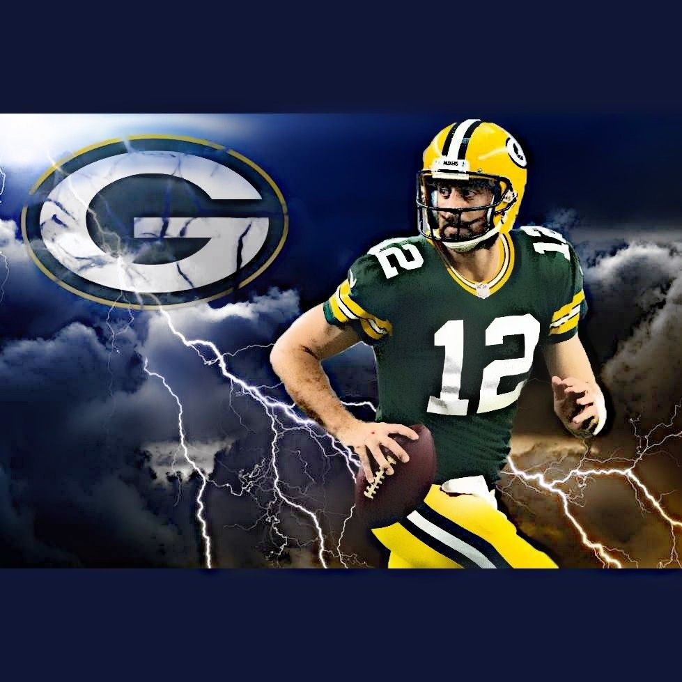 Congrats to Aaron Rodgers who is now NFL's highest paid