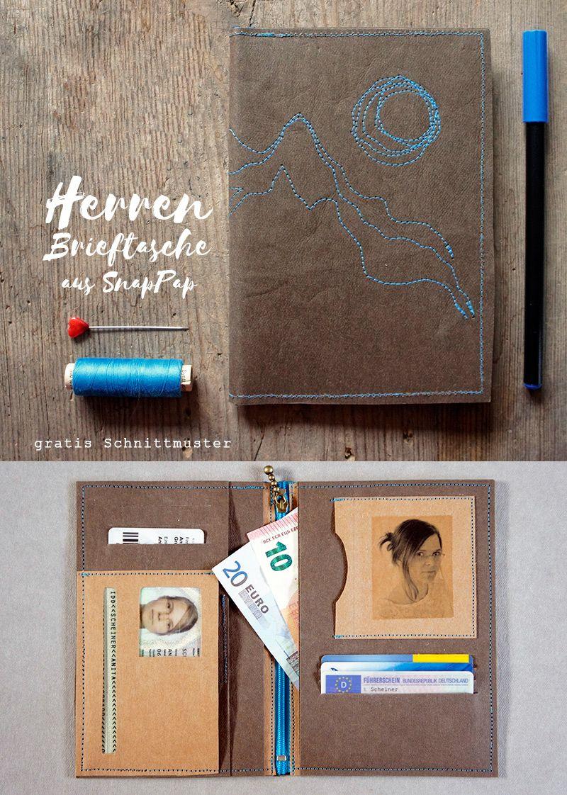 Herren Brieftasche | Brieftaschen, Kunstleder und Kostenlos
