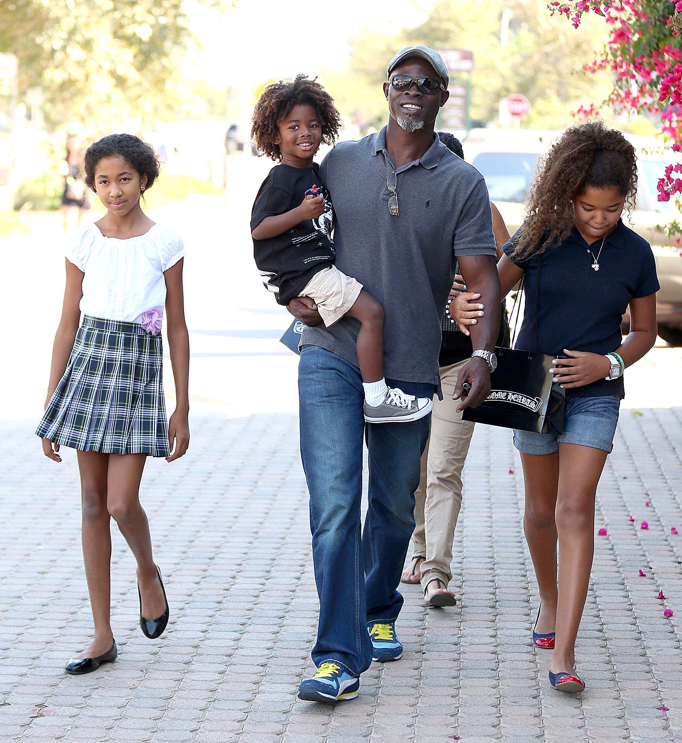 Djimon Hounsou Dating 2014 signes que vous sortez avec un homme immature