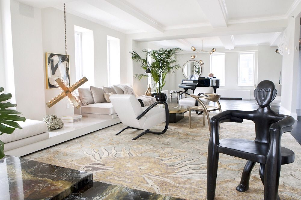 Ivanka Trump Apartment In Park Avenue | Celebrity Homes | Design ...