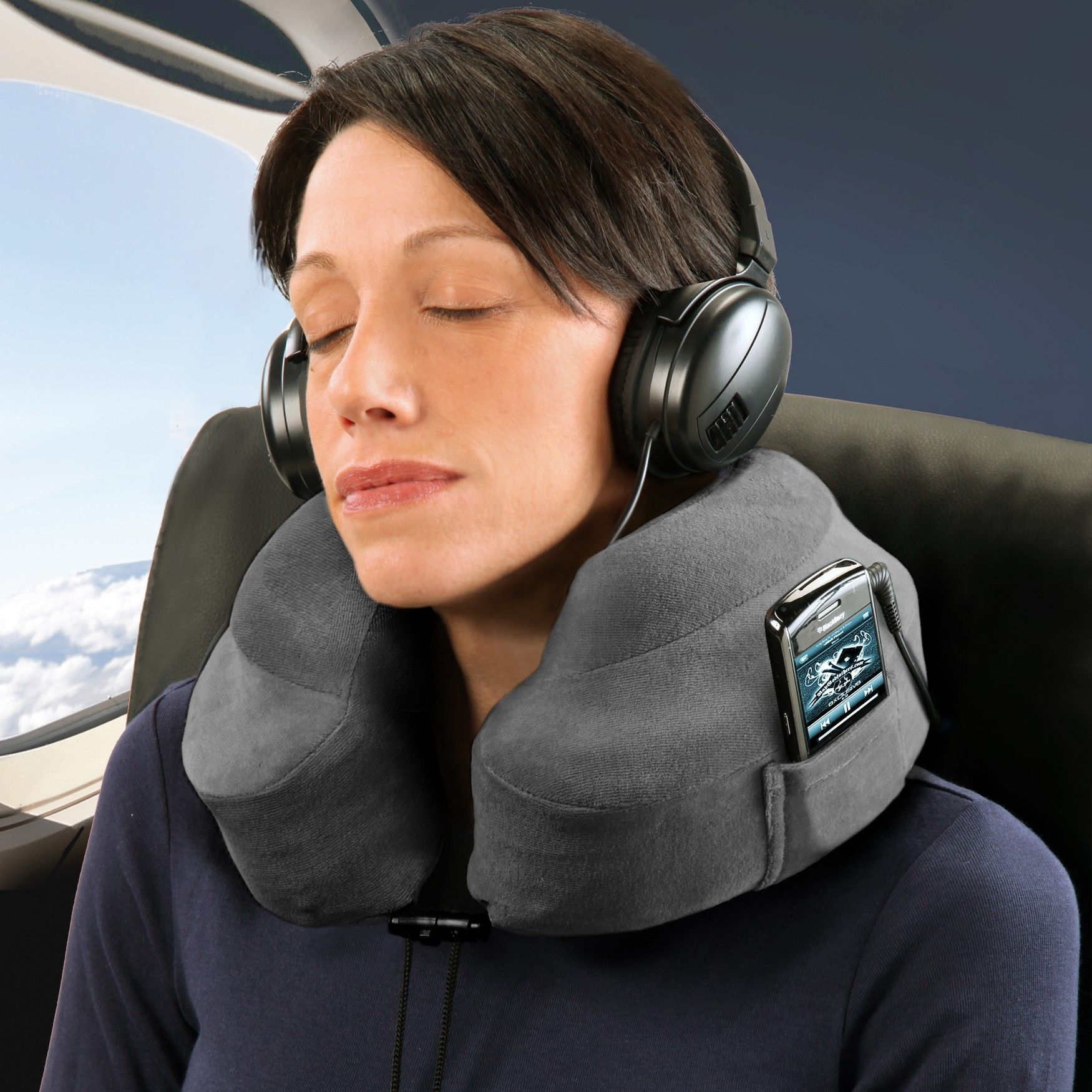 Memory Foam Neck Pillows for Travelling