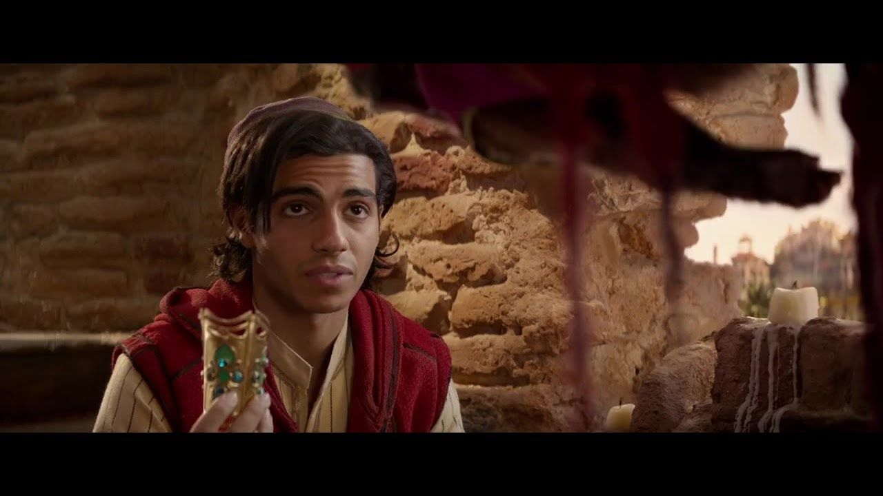 Aladdin 2019 One Jump Ahead Reprise