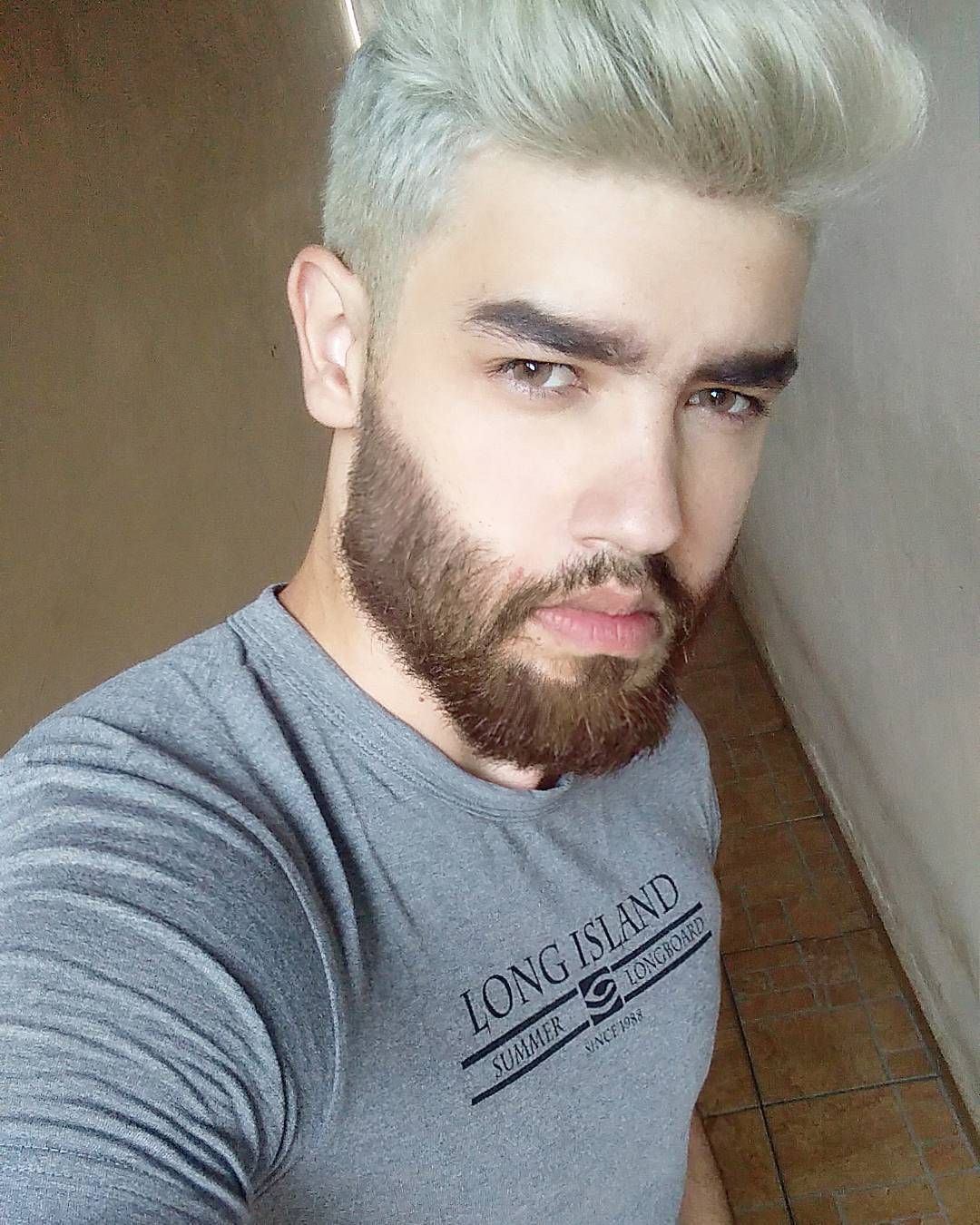 mens hair color trends 2017 - 736×920