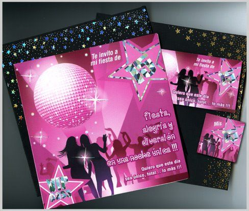 Invitaciones de 15 a os modernas 15a os invitaciones - Fiestas cumpleanos originales ...