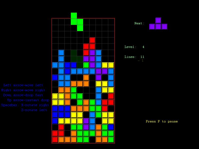 скачать игру Tetris - фото 8