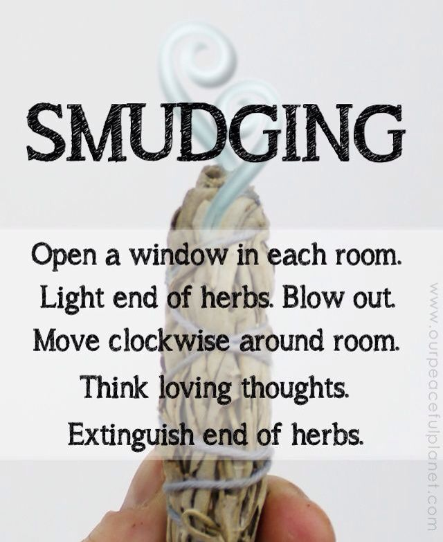 Pin By Thebabepact On In Pursuit Of Magic Sage Smudging Smudging Prayer Smudging