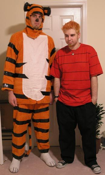 Calvin And Hobbes The Costume Shop Calvin Hobbes Halloween