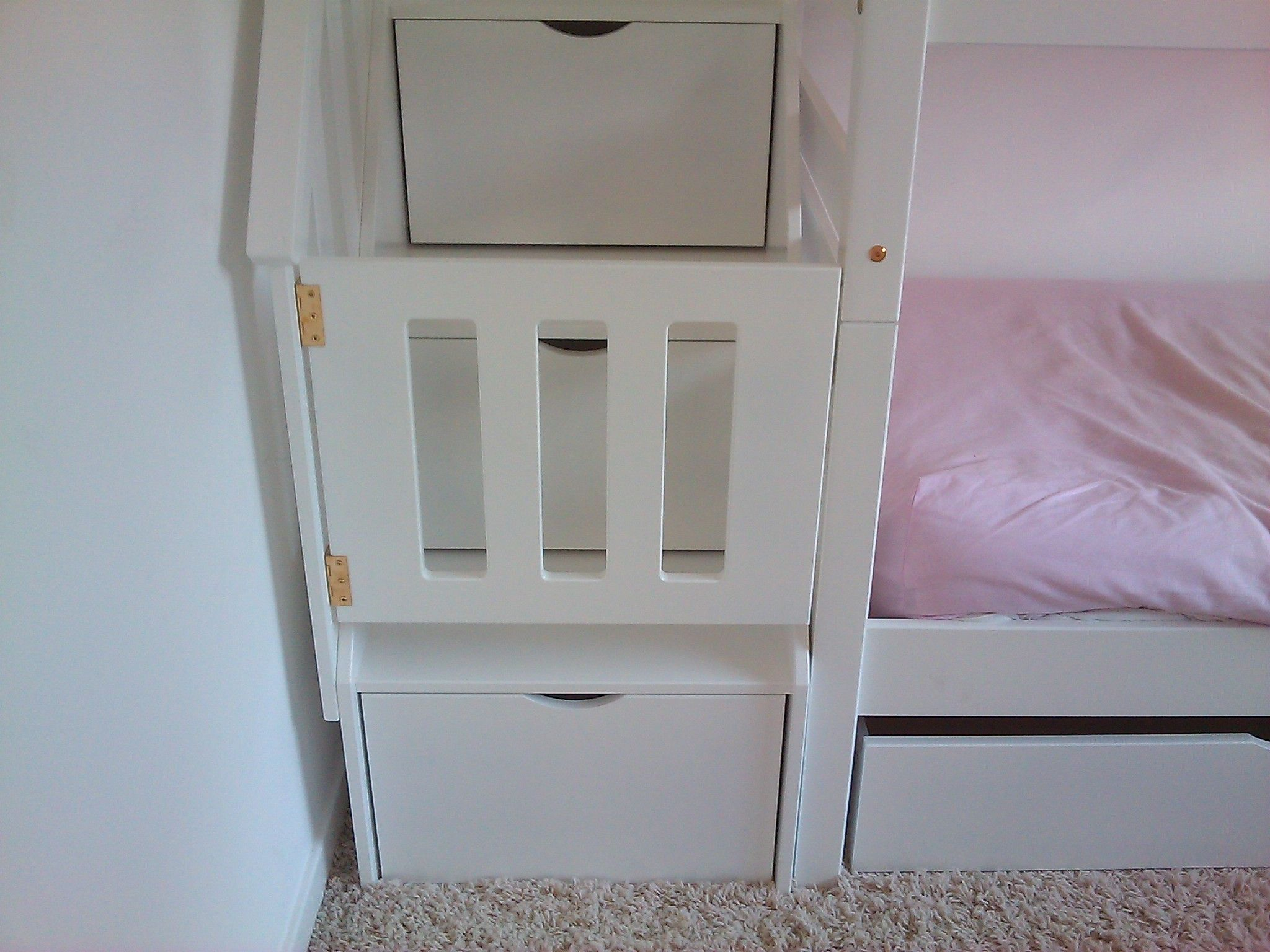 Bunk Bed Gate Safe Bunk Beds Kids Bunk Beds Bunk Beds With Stairs