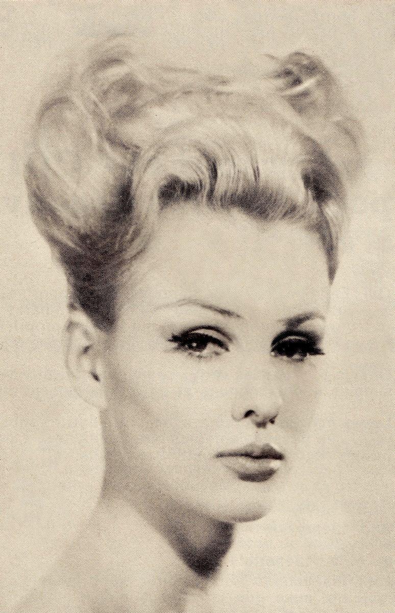 Women Haircuts Pixie Makeup   Bouffant hair, Haircut medium and ...