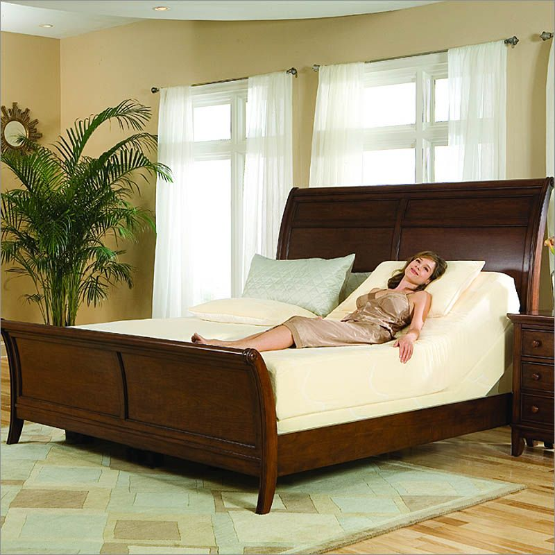 Adjustable Bed Bases Allow You To Breathe Better While You Sleep Making You  More Rested  Put Almost Any Mattress On Top Of The Base And Adjust The Base  At ...