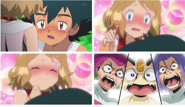 pokemon xyz episode ash funny amourshipping pokemonxyz loads anime uploaded user hype