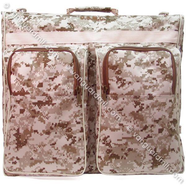 1a43b5df61cd Marine Corps Garment Bag  Digital Desert