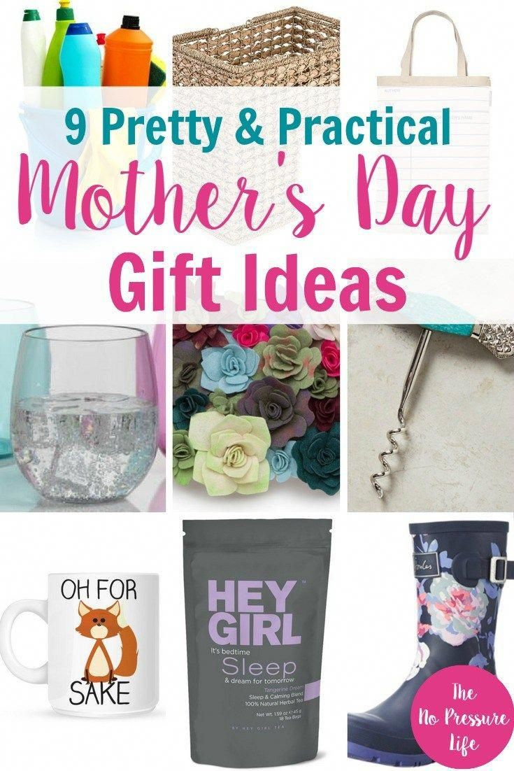 Love these unique, practical gifts for mom for Mother\'s Day ...