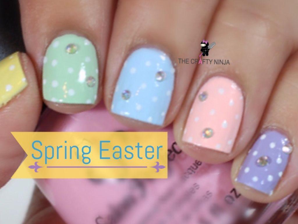 ~~Spring Easter Nails~~