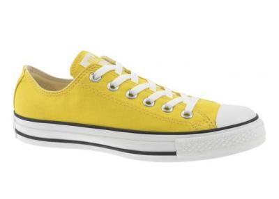 Converse, Yellow chuck taylors