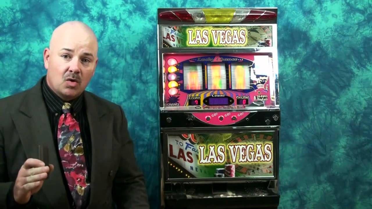 Slots hall casino
