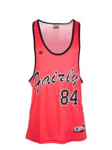 58a423c392e Sik Silk Basketball Vest Red | Sik clothes | Athletic tank tops ...