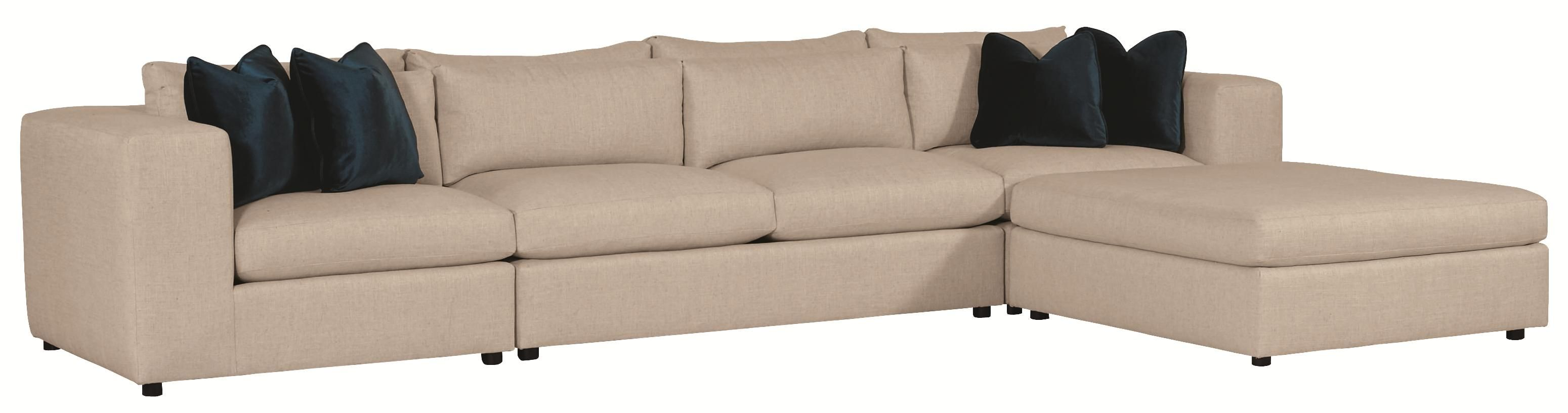 o Sectional Sofa by Bernhardt Living Room