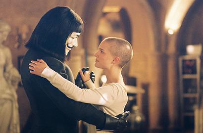 V for Vendetta | Film alıntıları, Film, Film posteri