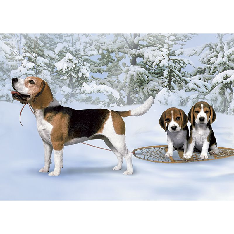 Beagle Christmas Cards | Beagles | Pinterest | Beagle, Dogs and Pets