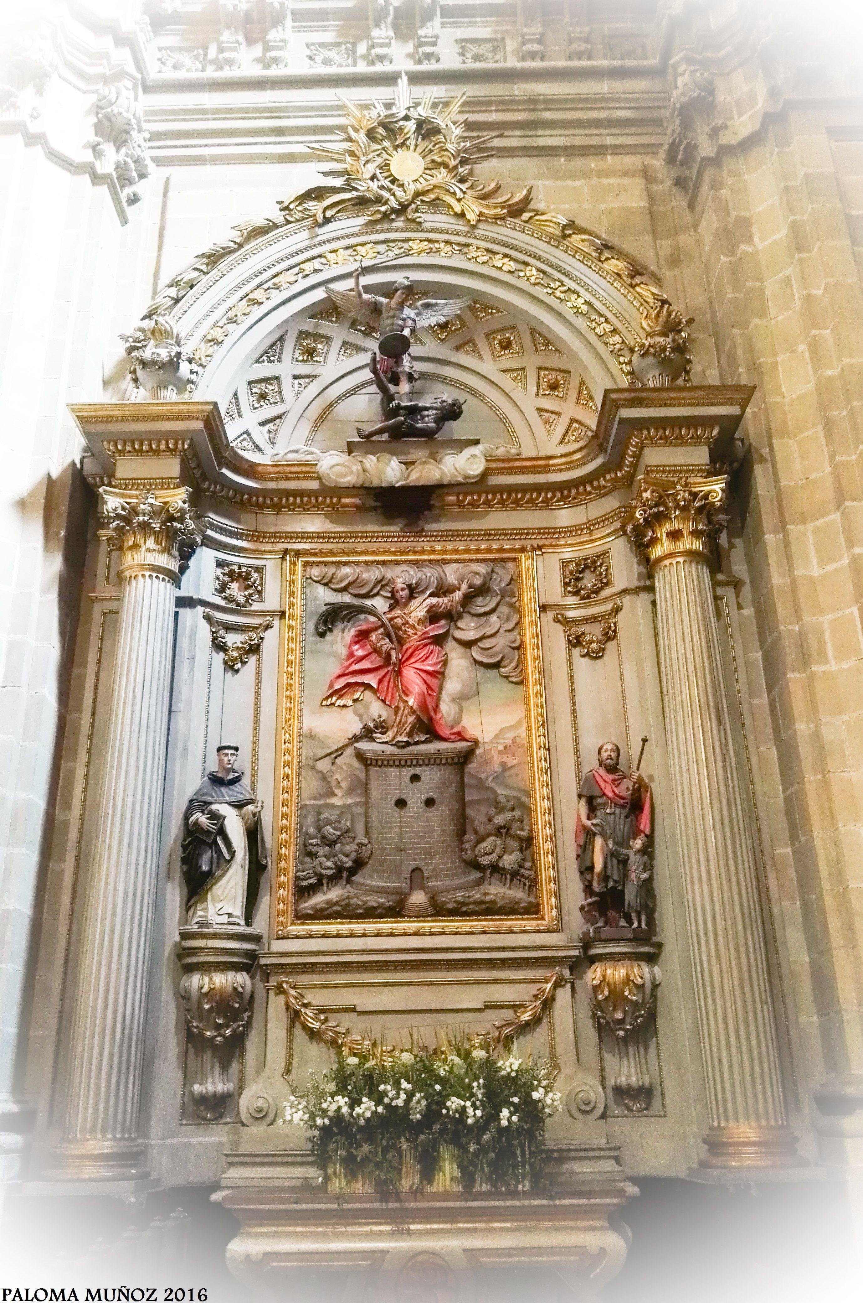 San Sebasti U00e1n  Iglesia Barroca De Santa Mar U00eda Del Coro  S