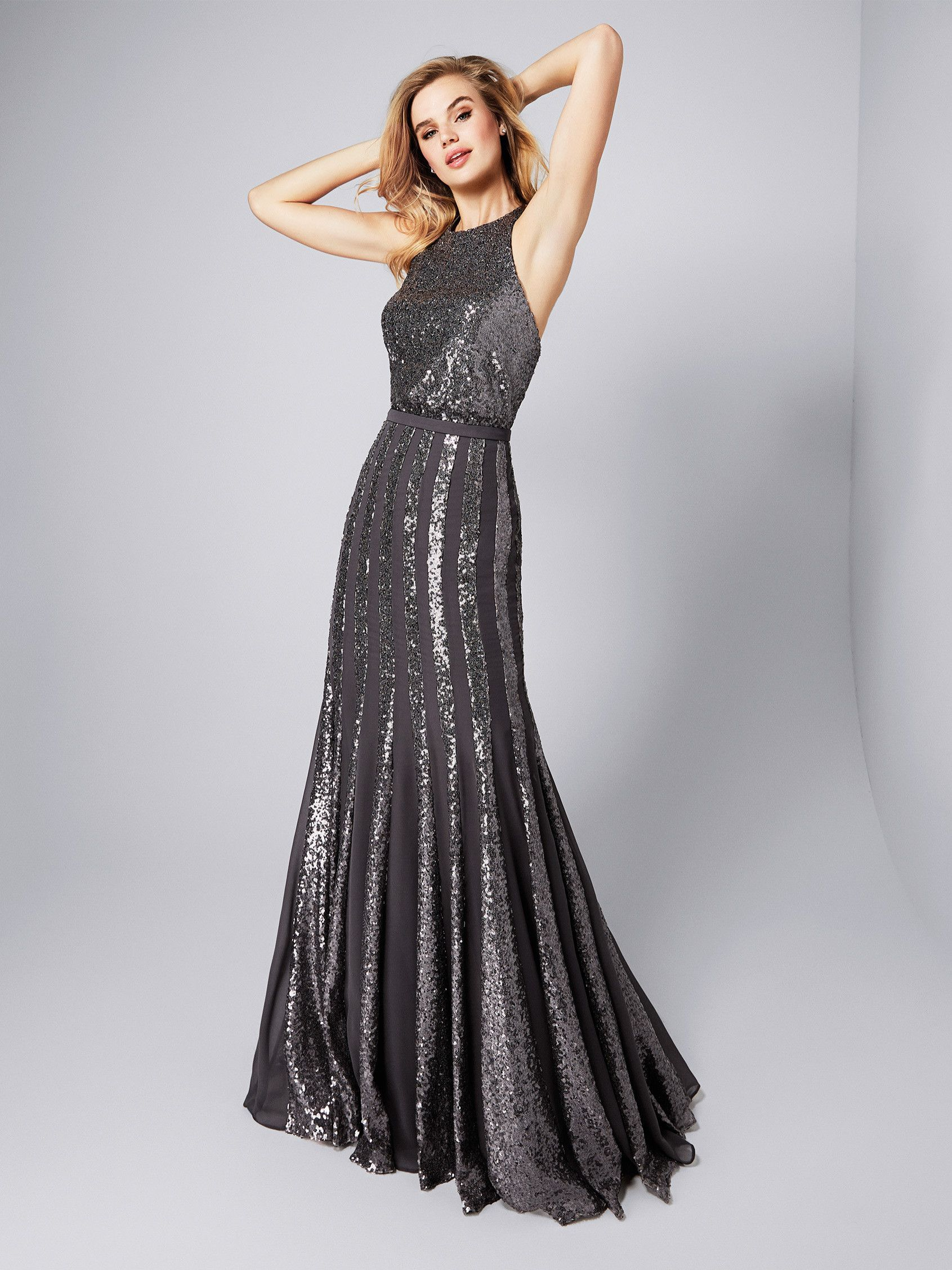 251643b9858 Black gala dress | Make up | Black gala dress, Formal dresses και ...