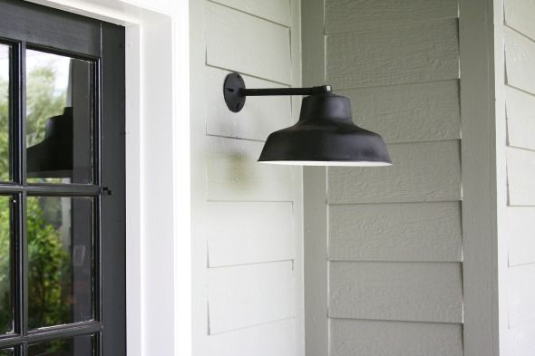 The Most Incredibly Affordable Outdoor Barn Lights