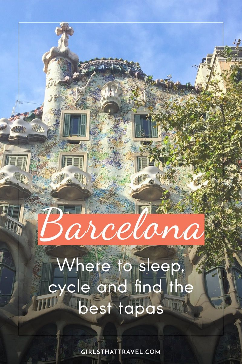 THE ULTIMATE SOLO TRAVEL GUIDE TO BARCELONA   Travel   Spain